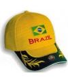 Brazilie baseballcap