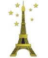 Eiffeltoren wanddecoratie 150 cm