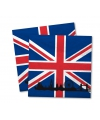 Engeland servetten 33 cm