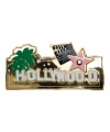 Hollywood muur decoratie 28 x 60 cm