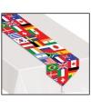 Internationale tafelloper 1 8m x 27 cm