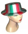 Italie hoed plastic