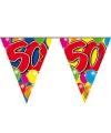 Leeftijd vlaggenlijn 50 jaar