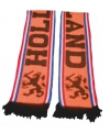 Oranje holland supporters sjaal enkel gedrukt