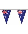 Polyester vlaggenlijn australie 5 meter