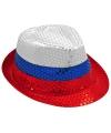 Rusland trilby hoed