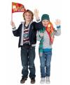 Sinterklaas zwaaivlaggetjes 25 stuks