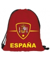 Spanje rugtas met rijgkoord