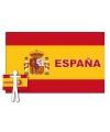 Spanje supporter cape
