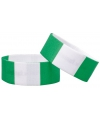 Supporter armband nigeria