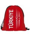 Turkije rugtas met rijgkoord