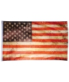 Vintage vlag amerika 150 x 90 cm