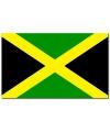 Vlag jamaica 90 x 150 cm