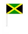 Zwaaivlaggetjes jamaica 12 x 24 cm