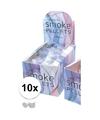 10 witte rook pluim tabletten