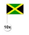 Handvlag Jamaica set van 50