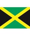 Vlag van Jamaica plakstickers
